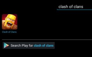 Install Clash of Clans