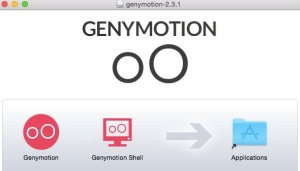 Install Genymotion
